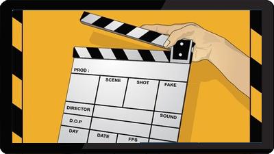 Emlékfilm készítés