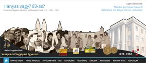 Egy évfolyam honlapja… nehéz vegyészek…