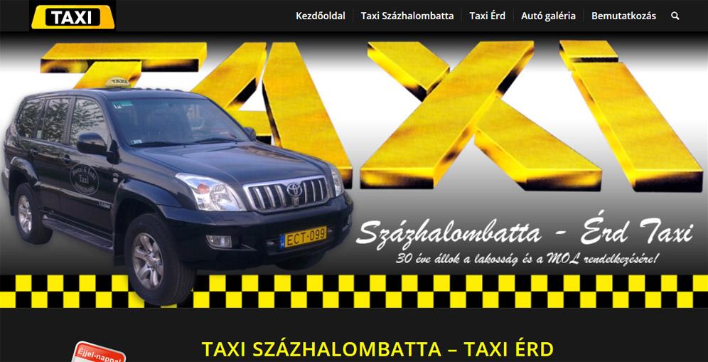 Taxi Százhalombatta – Taxi Érd – hova vigyem?