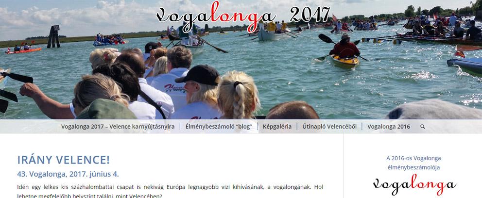 Vogalonga 2017 – Velence karnyújtásnyira