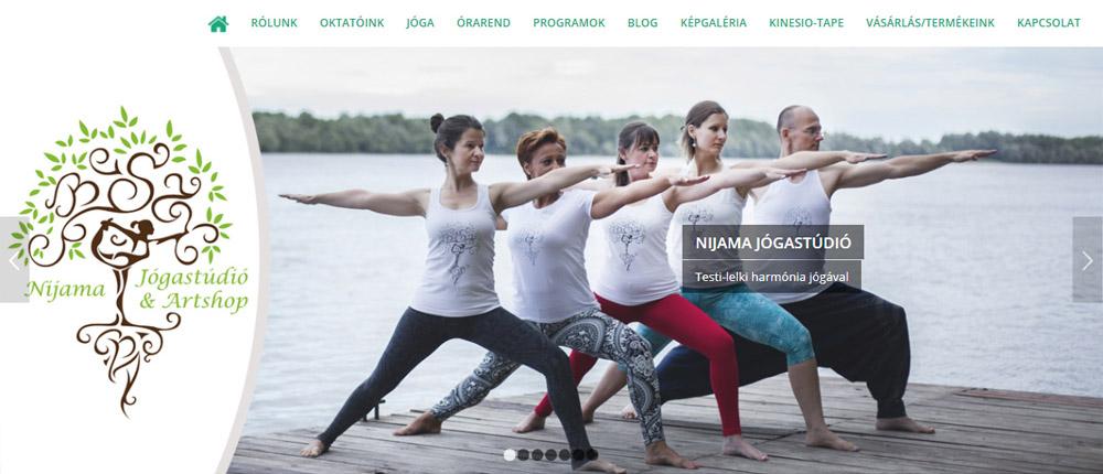 Nijama jóga – Testi lelki harmónia jógával