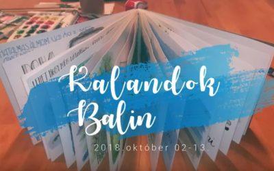 BALI – Kalandból már így is volt épp elég