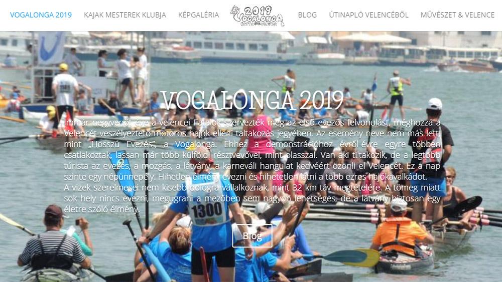 Vogalonga 2019 – negyvenötödszörre…