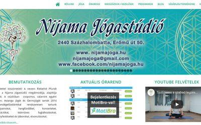 Nijama jóga – Testi lelki harmónia jógával újratöltve